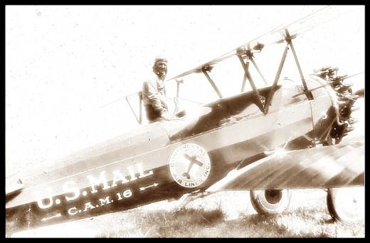 unknown pilot