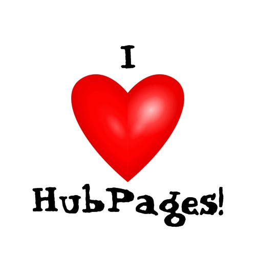 Buy a Hubpages themed t-shirt