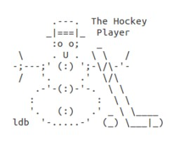 Snowmen and Snow People in ASCII Text Art