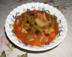 Yummy Vegetable soup-only 75 calories