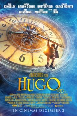 Movie Review: Hugo 3D (2011)