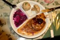 German Food - Red Cabbage (Blaukraut, Rotkraut or Rotkohl)