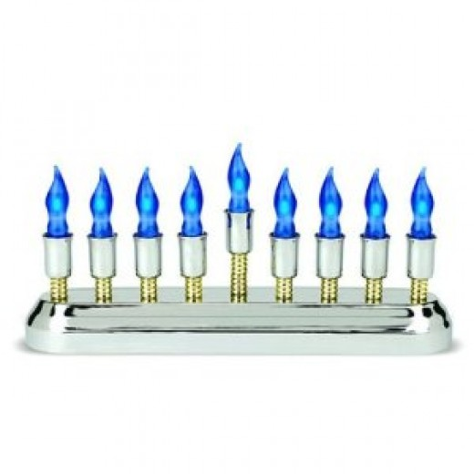 LED Menorah For Hanukkah