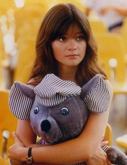 Valerie began her career as a teen.