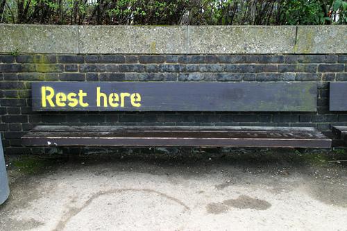 Fine a Restful Place