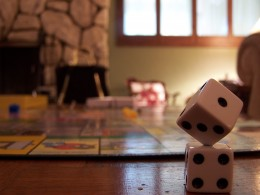 Dice and Boardgames