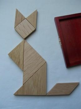Tangrams Make Use of Shapes