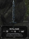 Skyrim Getting the Pale Blade and Complete the Ice Form Dragon Shout