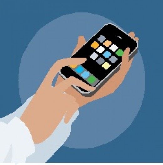 Smart Phones Have Killed Conversation.