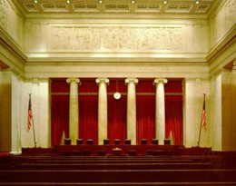 Oral arguments from the Supreme Court chamber have been historically inaccessible to cameras.