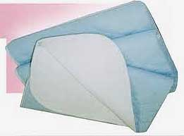 typical absorbent bed pad