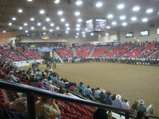 Just look at this circle of horses and riders! It was a fascinating afternoon for sure!
