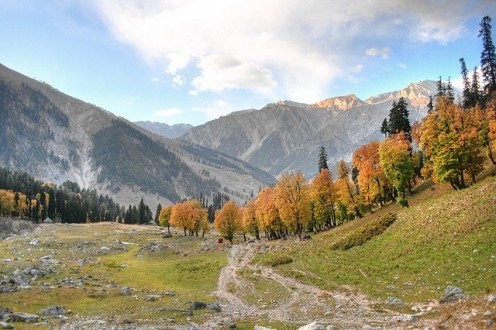 Sonamarg in Kashmir, Heaven on Earth