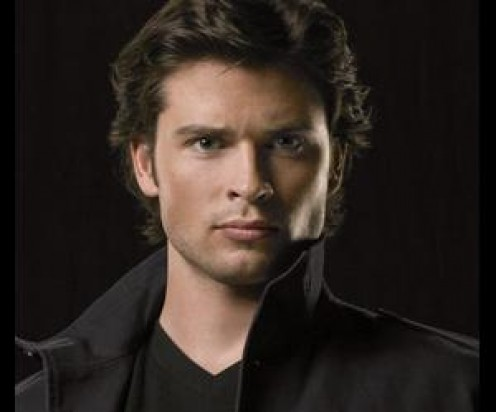 Tom Welling as the Young Superman