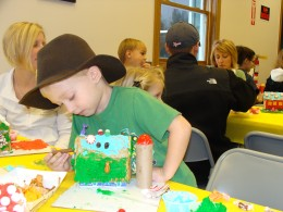 This activity helps to teach young children decision making