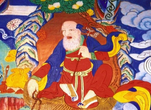 Some of Mongolia's greatest leaders and artists were also Buddhist lamas.