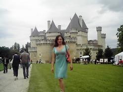 Castles in Central France