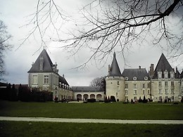 Chateau de Azay le Ferron