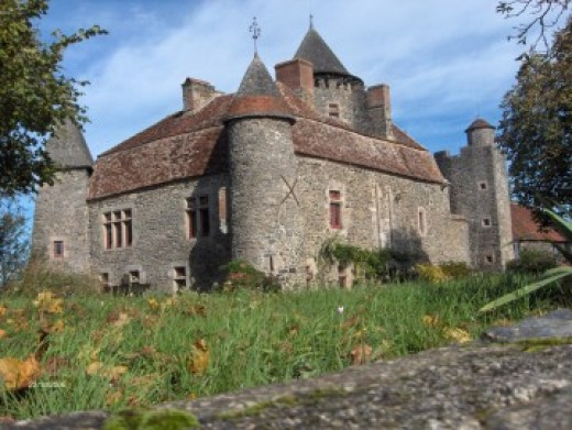 Chateau de Bonnu