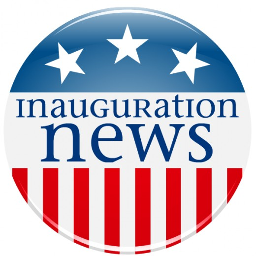 inauguration news clip art