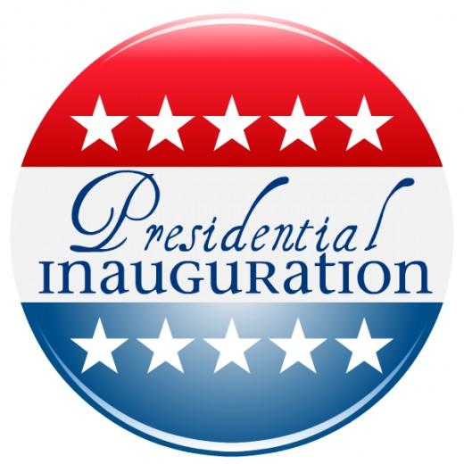 2013 presidential inauguration clip art