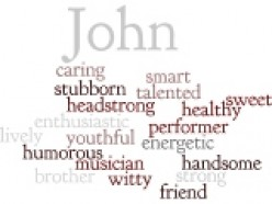 The Wordle, An Idea For A Thoughtful Priceless Christmas Gift