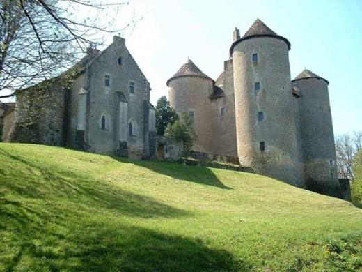 Forges Castle