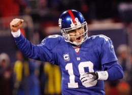 Can everyone please give Eli the respect he deserves?