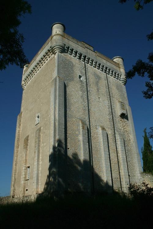 Château de Prunget.  Photo by  Bastianelli