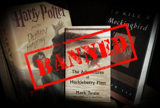 Harry Potter Book Banned ~ Harry potter and the banned book brigade