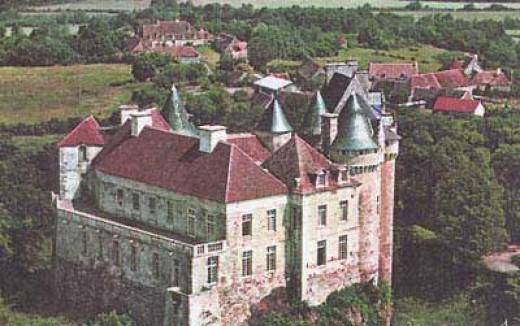 Château de Bouchet-en-Brenne