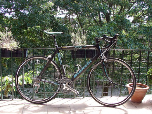 Bianchi Carbon 928