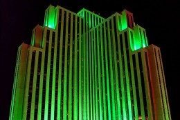 "The ""Silver Legacy Resort Casino"""