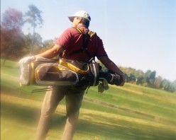 How To Become A Golf Caddy - View Video