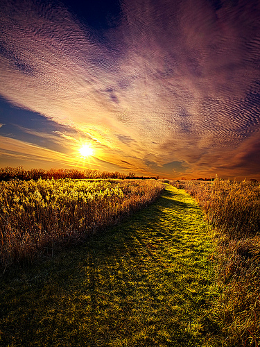 The Way from PhilKoch Source: flickr.com