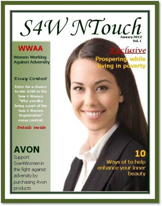 S4W NTouch Magazines