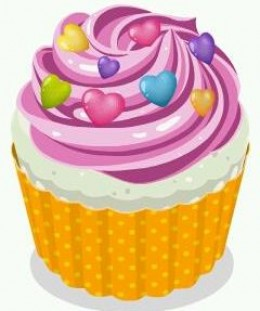 A cup cake, everyone eats cupcakes how can I hide something in it that is nutritious and makes me feel as though I have feed my family something of worth?