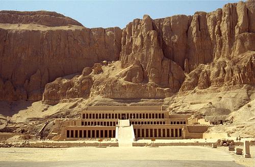 Hatshepsut's mortuary temple