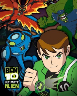 Ben Ten Ultimate Alien Screen