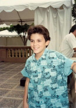 Fred Savage of The Wonder Years,1989