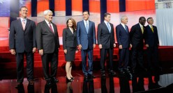 Final Republican Debate Sioux City
