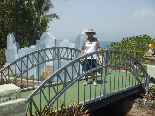 Not the real Sydney Harbour Bridge ;)
