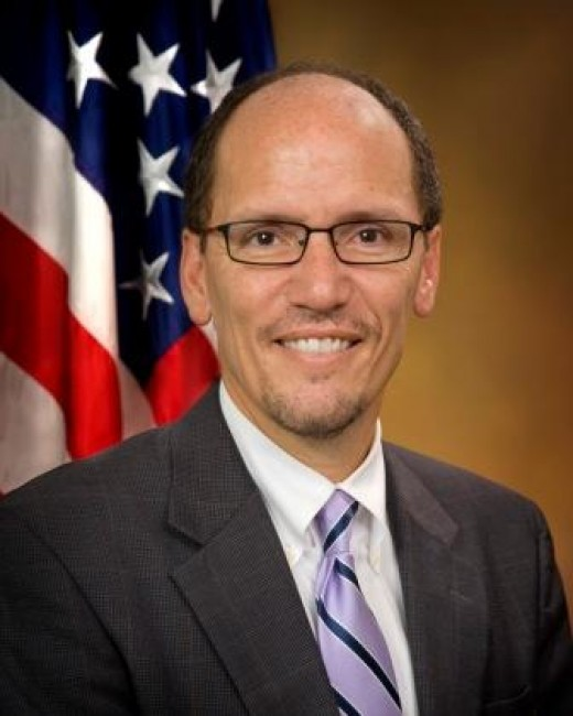 Assistant Attorney General for Civil Rights, Thomas Perez