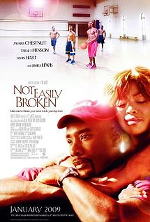 Morris Chestnut and Taraji P.  Henson in Not Easily Broken