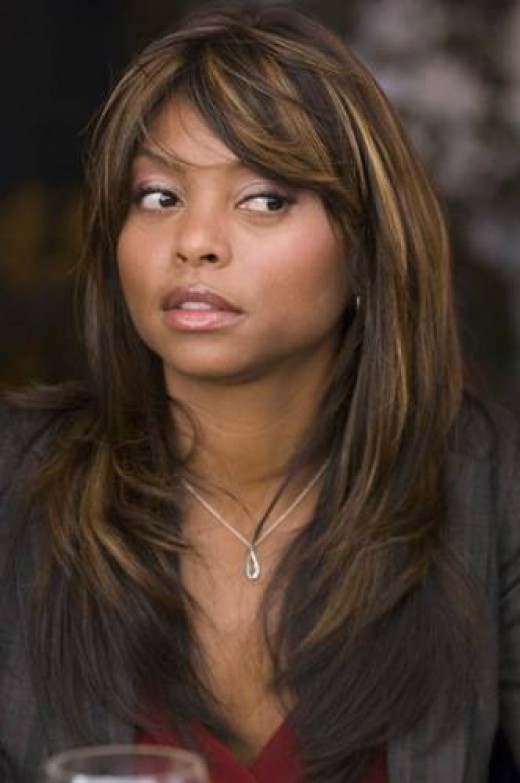 Taraji P. Henson Not Easily Broken movie
