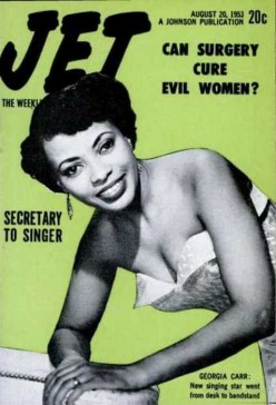 'Can Surgery Cure Evil Women?'  An Actual Question in Jet Magazine