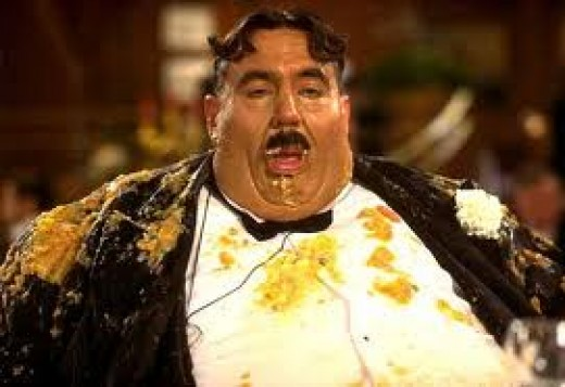 Can you believe that Americans are calling gluttony a disease?