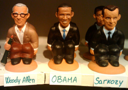 Celebrity caganers