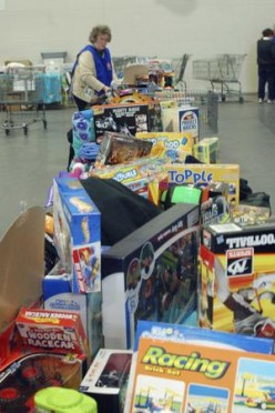toys and more toys are needed in every community