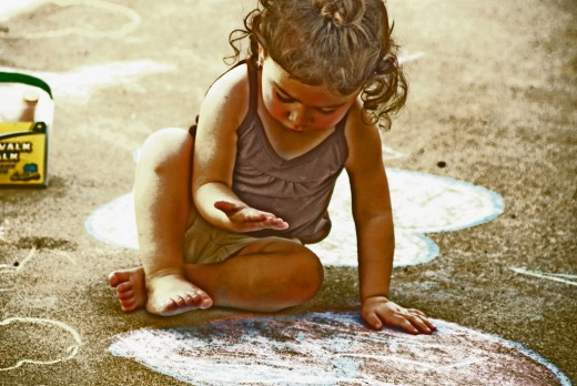 Chalk Artist :)